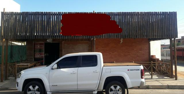 Vende-se fachada rústica