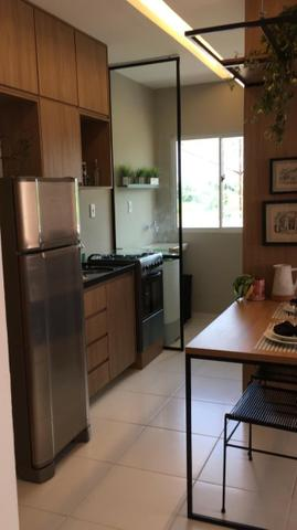 Residencial Vista do Bosque, apartamentos com 2 quartos sendo 1 suíte reversível, - Foto 14