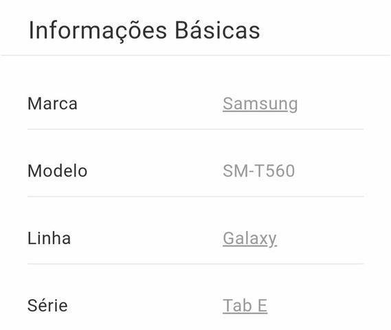 Tablet Samsung Galaxy Tab E 9,6 - Foto 4