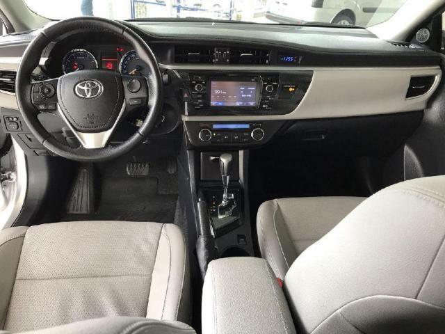 COROLLA Corolla XEi 2.0 Flex 16V Aut. - Foto 12