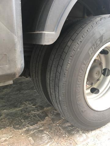 Caminhão Baú Accelo 815 Mercedes Benz - Foto 19