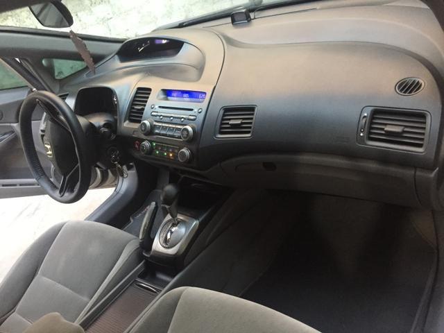 Civic lxs automático 2009 novíssimo - Foto 13