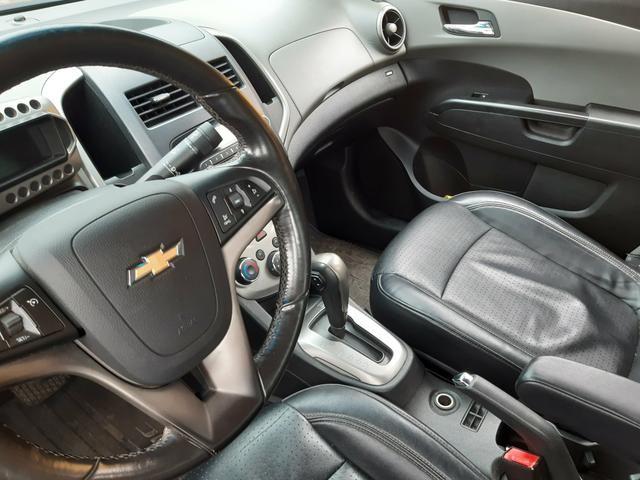 Chevrolet Sonic Sedan LTZ automático 2013 - Foto 13