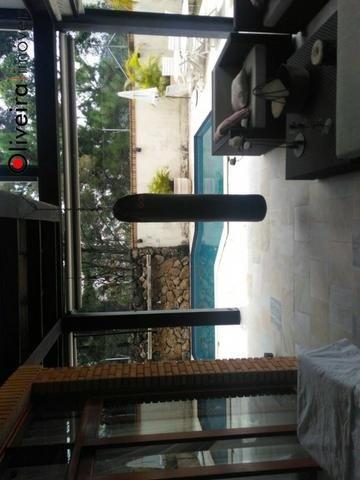 Casa em alphaville mobiliada res. zero, 676m. 4 suítes 15 mil cond 1.063 iptu 691 mês - Foto 4