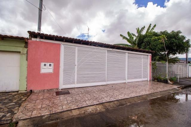 Qnj 44 - casa 3 quartos - casa de fundos - Foto 15