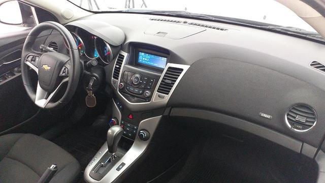 Cruze Sedan - LT 1.8 Aut - Foto 11