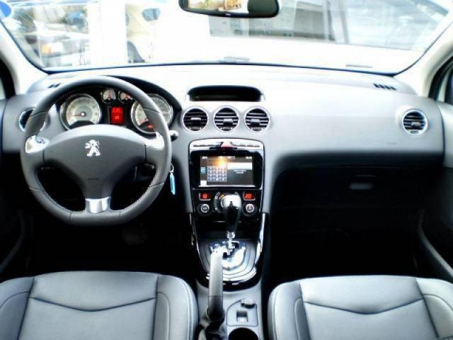 PEUGEOT 308 GRIFFE 1.6 THP 16V FLEX AUTOMATICO - Foto 8