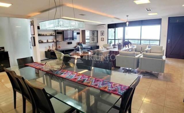 GM - Apartamento com fino acabamento/ 4 suítes/ 3 vagas - Foto 2