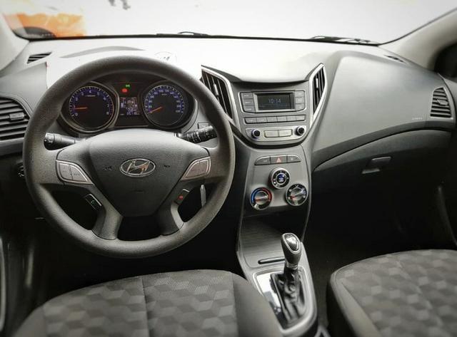 Hyundai Hb20 Comfort Plus 1.6 flex / Automático / Ú. dona / Petrópolis-RJ - Foto 3