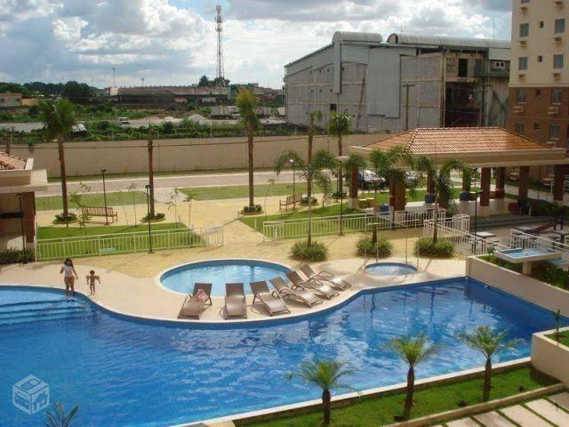 Vendo Apartamento no Condomínio Pleno residencial