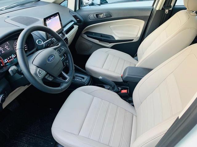 Ford EcoSport Titanium 1.5 Automática 2020 - Apenas 5.000 km - Foto 9