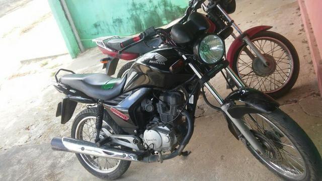 Vendo ou troco Moto FAN 150