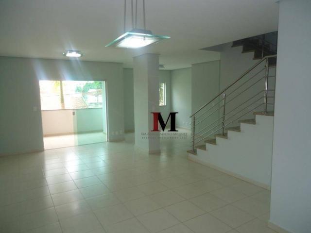 alugamos e vendemos apartamento estilo duplex com churrasqueira na sacada e 4 suites - Foto 3