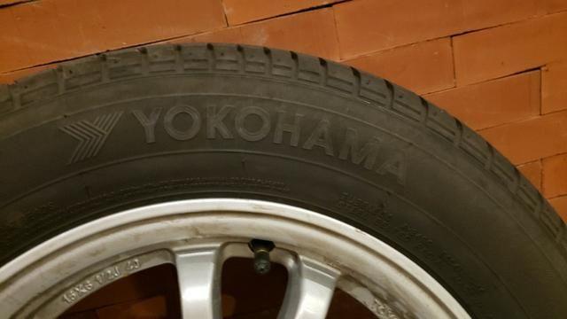 Pneu Yokohama 195/65 R15 91H - Foto 4