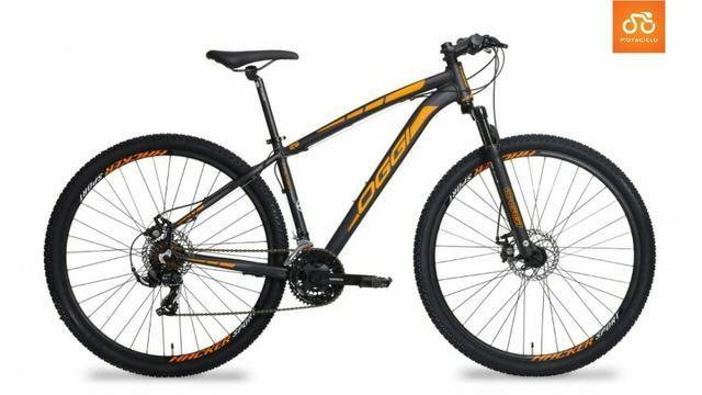 Bicicleta Oggi Hacker Sport 2019 - Foto 4