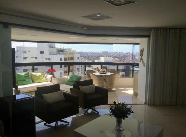 Graça 4 suites 196m 3 garagens soltas - Foto 12