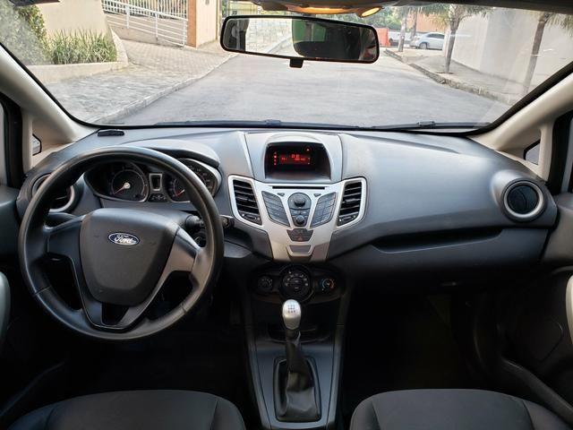 New Fiesta sedan se ano 2012/2012 completo - Foto 12