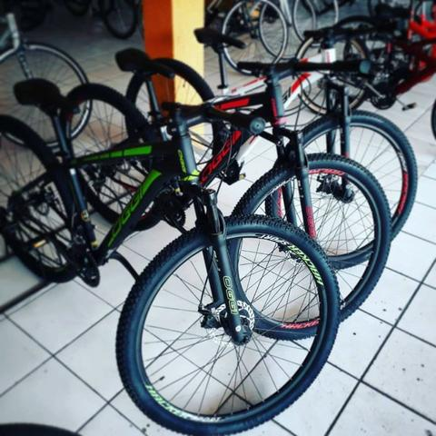 Bicicleta Oggi Hacker Sport 2019 - Foto 2