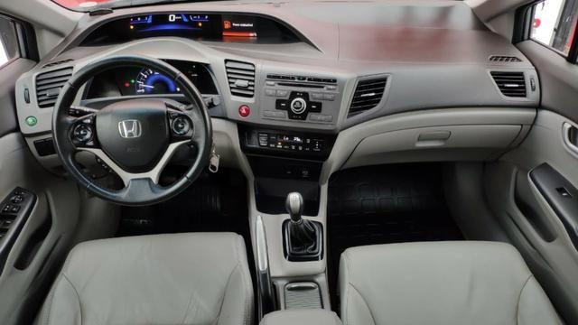 Honda civic lxs 2014 mecânico,o mais barato da olx - Foto 2