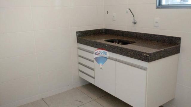 Apartamento com 3 dormitórios para alugar, 68 m² por r$ 1.500,00/mês - coração eucarístico - Foto 17