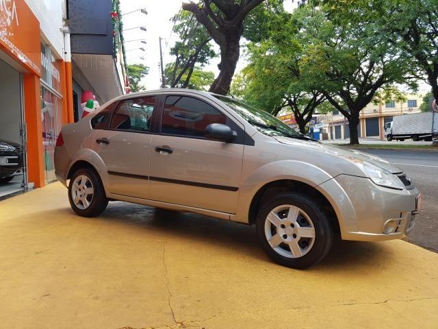 Fiesta Sedan 1.0 (flex) 2008 Financia 100% - Foto 2