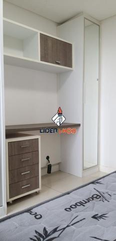 Apartamento 3/4 Mobiliado para Aluguel no Condomínio Vila das Flores - Proximo do Centro - Foto 9