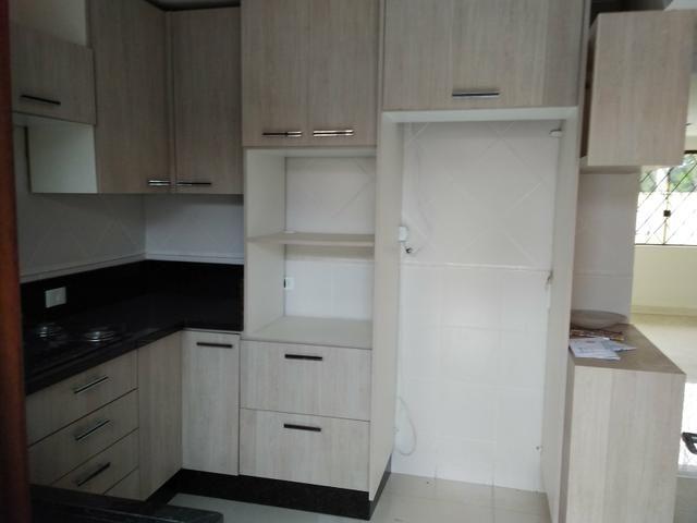 Sobrado 03 dormitórios no Bairro Santa Maria em Piraquara - Foto 14