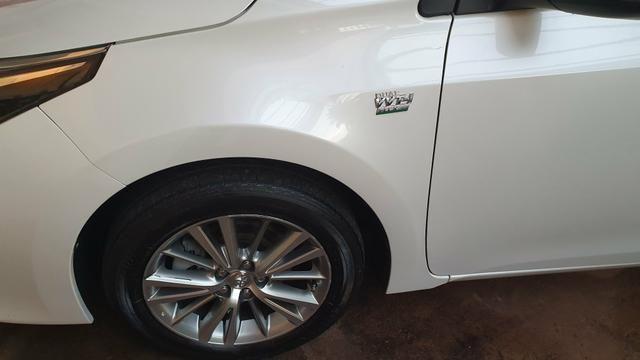Corolla alts top d linha ano 14/15 automático Flex - Foto 4
