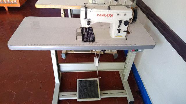 Máquinas de costura revisadas e com garantia - Foto 4
