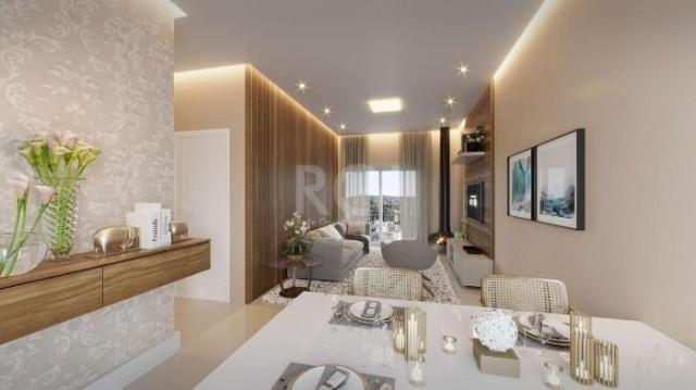 Apartamento à venda com 1 dormitórios em Várzea grande, Gramado cod:EV4091 - Foto 8