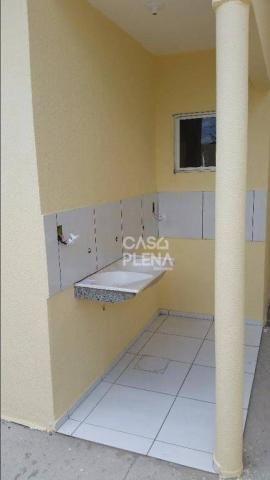 Casa com 2 dormitórios à venda, 71 m² por R$ 135.000 - CA0074 - Jabuti - Itaitinga/CE - Foto 16