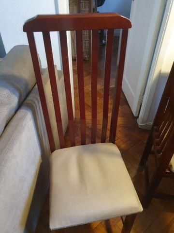 Mesa de jantar em madeira! - Foto 2