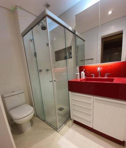 Apartamento com 2 dormitórios, 74m² por R$ 615.000,00- Trindade - Florianópolis/SC - Foto 10