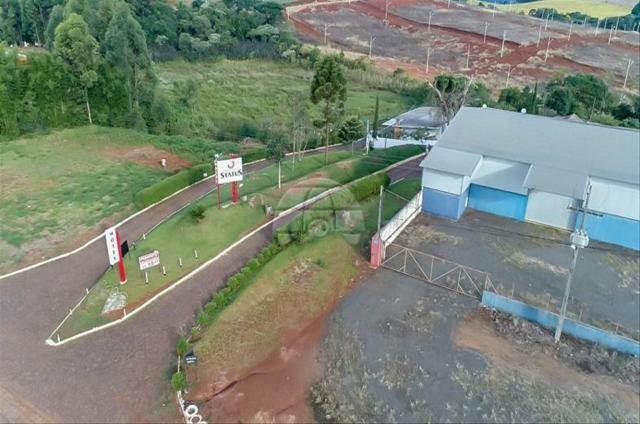 Galpão/depósito/armazém à venda em São cristóvão, Pato branco cod:140556 - Foto 3