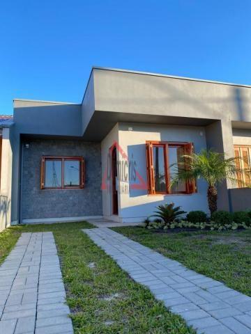 Casa à venda com 2 dormitórios em 4 colonias, Campo bom cod:167498