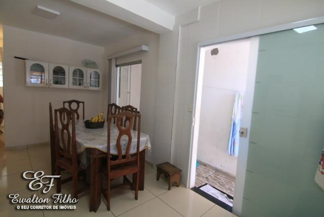 Casa 1º Subsolo Com 3 Quartos Clara e Ventilada (Não Financia) - Foto 12