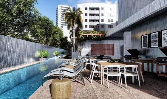 Apartamento à venda, 56 m² por R$ 237.000,00 - Jardim Cidade Universitária - João Pessoa/P - Foto 6