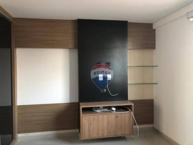 Apartamento com 3 dormitórios para alugar, 122 m² por R$ 2.400,00/mês - Manaíra - João Pes - Foto 7