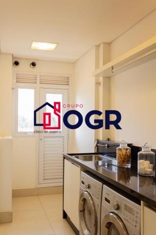 Apartamento com 3 dormitórios à venda, 182 m² por R$ 989.000,00 - Jardim Aquárius - Limeir - Foto 3