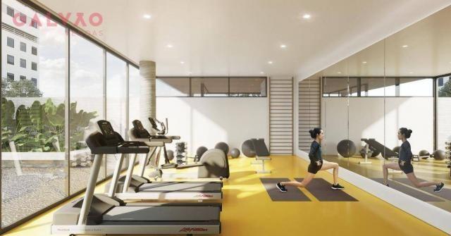 Apartamento com 2 dormitórios à venda, 85 m² por R$ 834.000,00 - Bigorrilho - Curitiba/PR - Foto 6