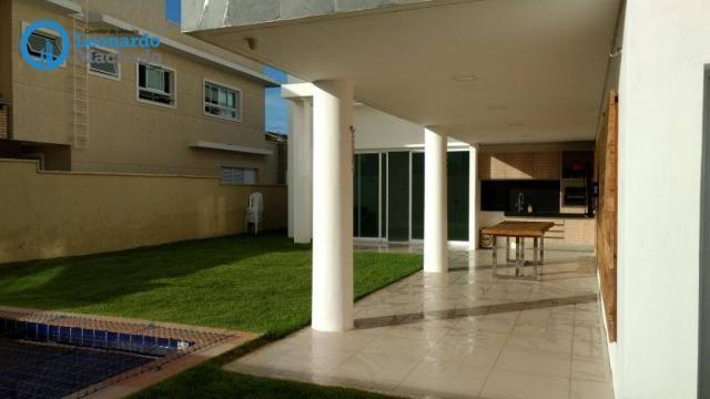 Casa com 5 dormitórios à venda, 320 m² por R$ 1.350.000 - Centro - Eusébio/CE - Foto 16