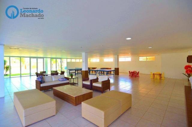 Apartamento à venda, 125 m² por R$ 680.000,00 - Porto das Dunas - Fortaleza/CE - Foto 20