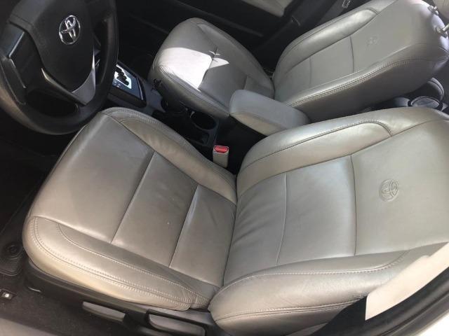 Vende-se Corolla 2016, Automático Prata GLI 1.8 com os Opcionais do XEI - Completo - Foto 7