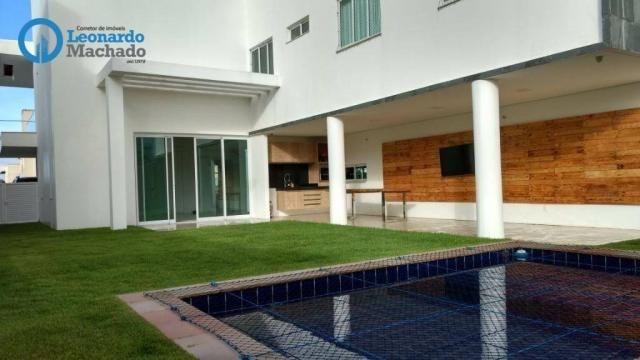 Casa com 5 dormitórios à venda, 320 m² por R$ 1.350.000 - Centro - Eusébio/CE - Foto 2