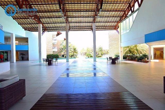 Apartamento à venda, 125 m² por R$ 680.000,00 - Porto das Dunas - Fortaleza/CE - Foto 13