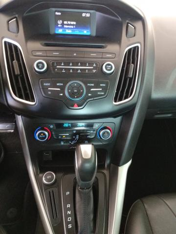 BAIXOU O PREÇO ! Ford Focus sedan se power shift 15/16 2.0 - Foto 5