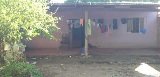 Vende-se ou troca, casa no Jardim Santana