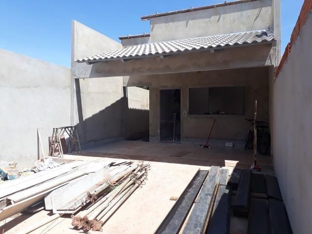 Casa Nova No Aureny lll Na Laje 2/4 Financia Caixa Taquaralto Palmas-To - Foto 14