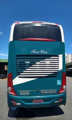Ônibus Rodoviario Volvo B420 - Foto 12