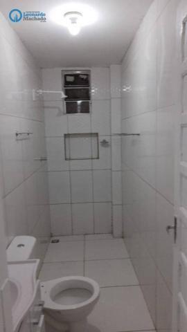 Apartamento com 2 dormitórios à venda, 62 m² por R$ 230.000 - Centro - Fortaleza/CE - Foto 6